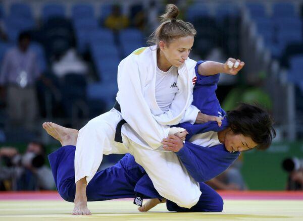 Ирина Долгова (слева) и Пауле Парето