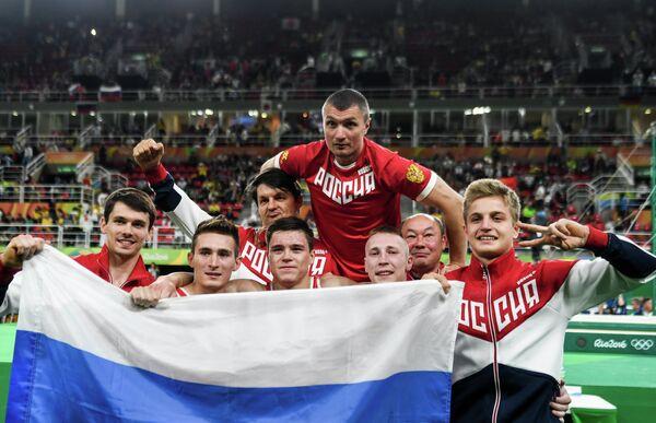 Сборная команда России по спортивной гимнастике