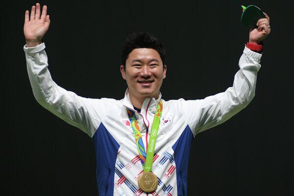 Чин Джоно из Южной Кореи