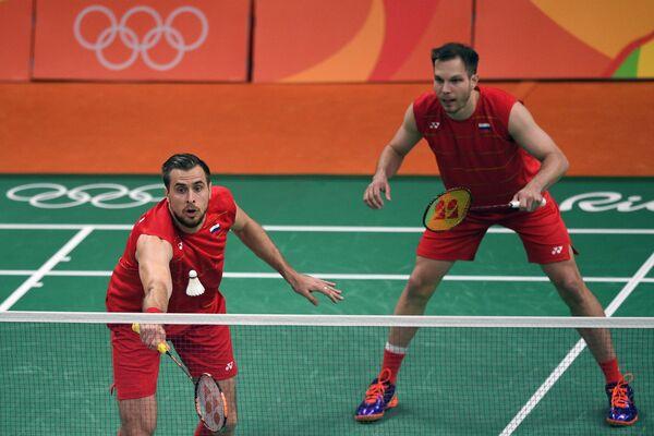 Владимир Иванов и Иван Созонов (слева направо)