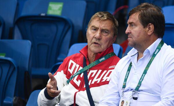 Сергей Колмогоров (слева) и Владимир Сальников