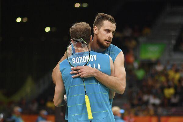 Иван Созонов и Владимир Иванов (слева направо)
