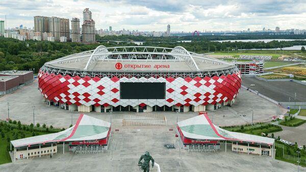 Стадион Открытие Арена ФК Спартак (Москва)