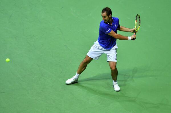 Французский теннисист Ришар Гаске