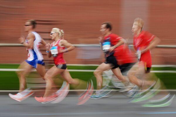 Московский марафон 2016