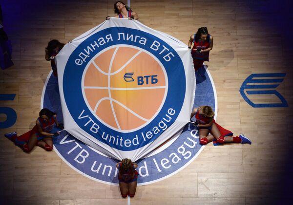 Логотип Единой лиги ВТБ