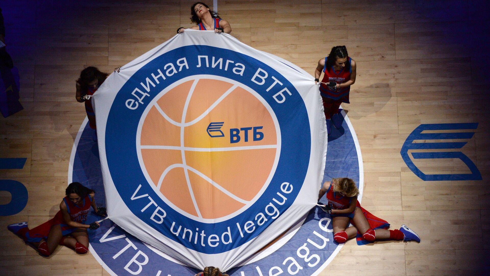Логотип Единой лиги ВТБ - РИА Новости, 1920, 16.09.2020