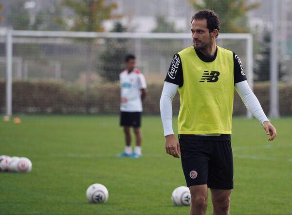 Нападающий сборной Коста-Рики Маркос Уренья