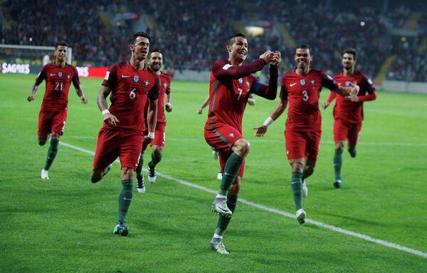Футболисты сборной Португалии