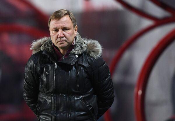 Главный тренер Динамо Юрий Калитвинцев