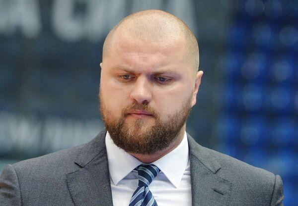 Главный тренер БК Нижний Новгород Артурс Шталбергс