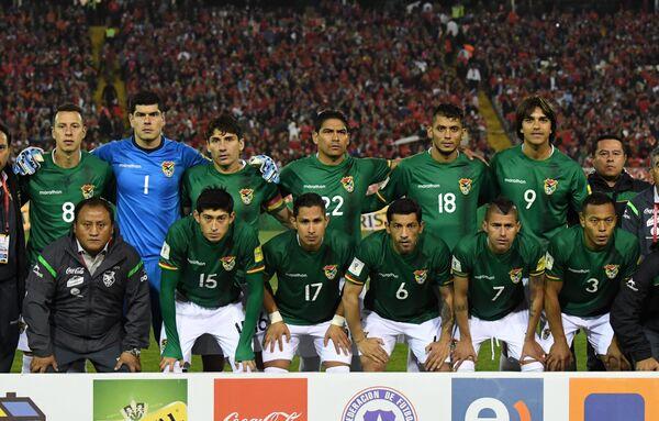 Сборная Боливии по футболу