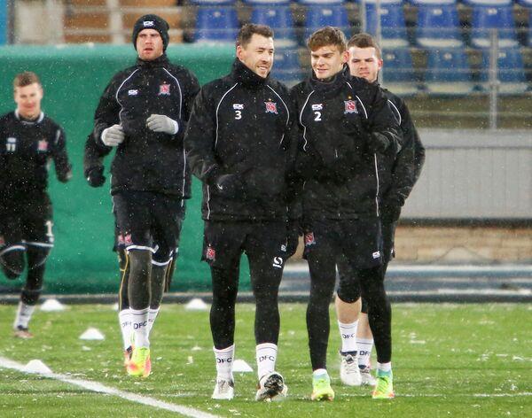 Футболисты Дандолка