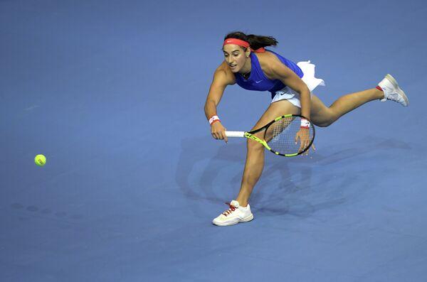 Французская теннисистка Каролин Гарсия