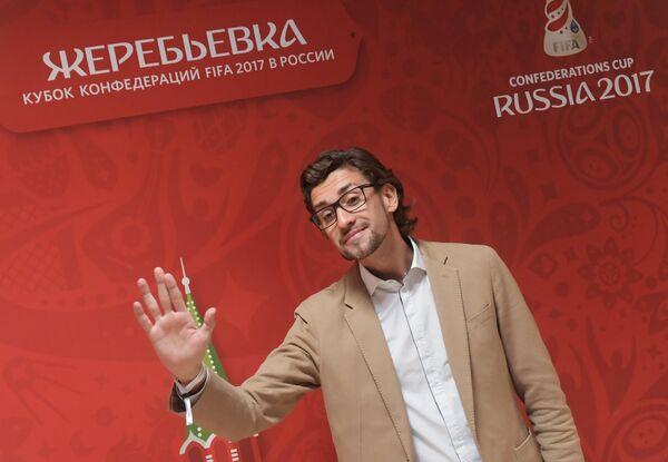 Экс-вратарь сборной России по футболу Руслан Нигматуллин