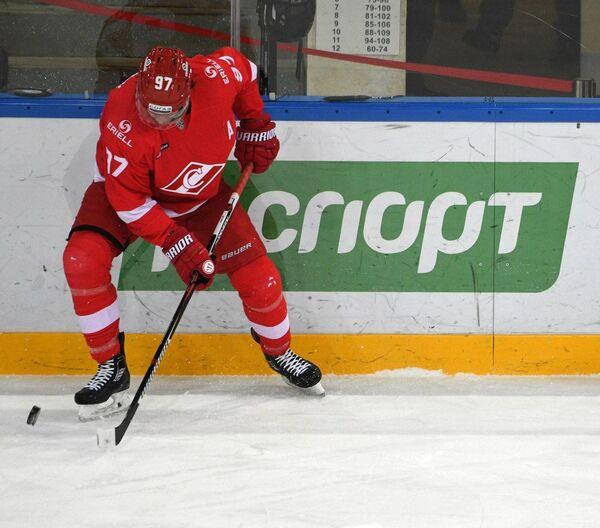ХК Спартак и Р-Спорт