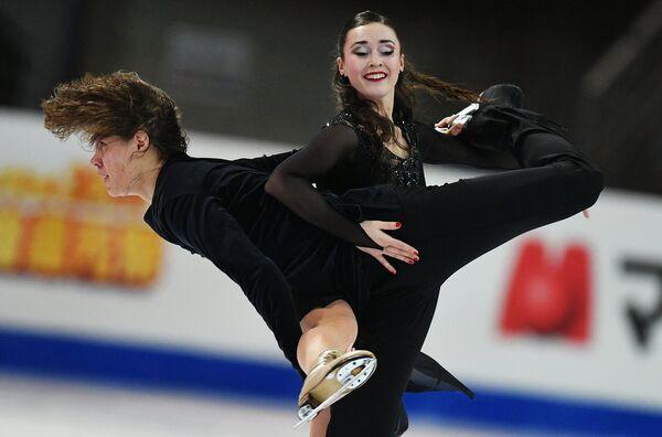 Алла Лобода и Павел Дрозд (Россия)