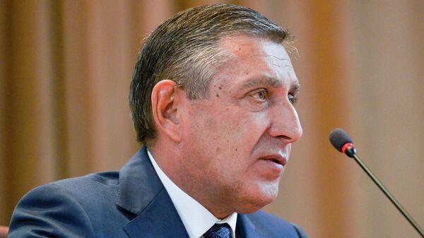 Генеральный директор Федерации велосипедного спорта России Юрий Кучерявый