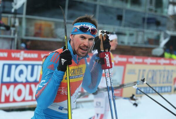 Сергей Устюгов одержал пять побед на Тур де Ски