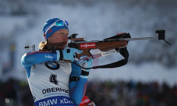 Ольга Подчуфарова (Россия)