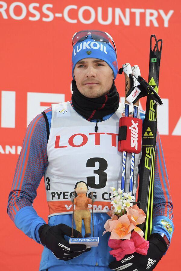 Петр Седов