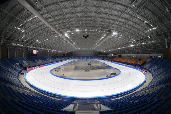 Вид стадиона Овал Кёнпхо