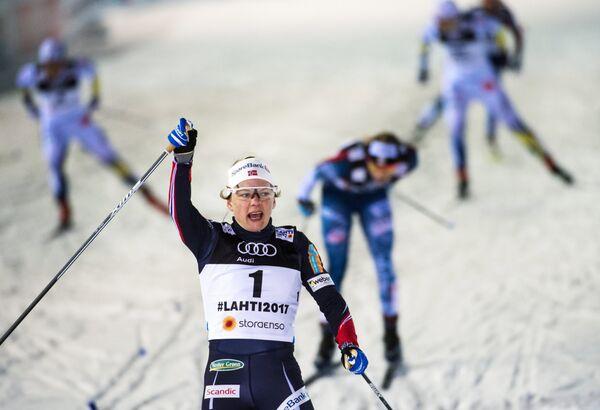 Майкен Касперсен Фалла (Норвегия)