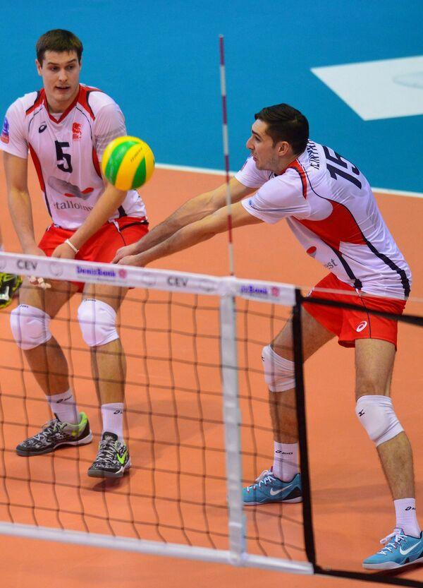 Станислав Маслиев (слева)