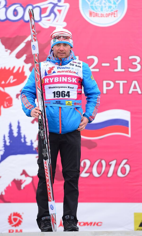 Рауль Шакирзянов