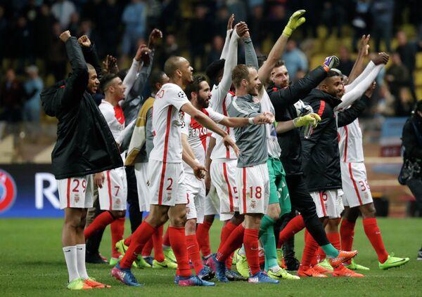 Футболисты Монако
