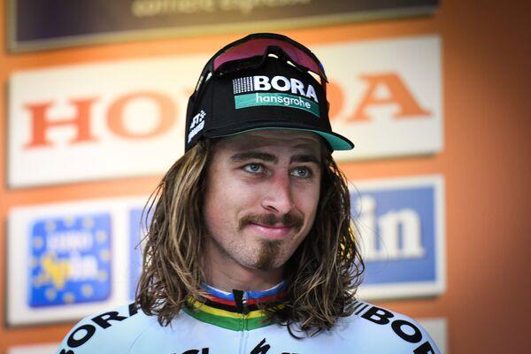 Словацкий велогонщик Петер Саган