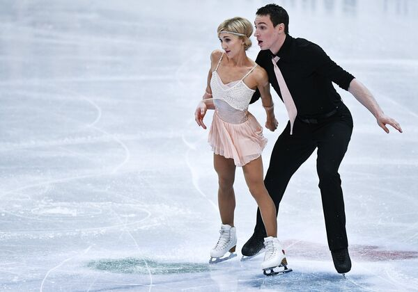 Алена Савченко и Бруно Массо (Германия)