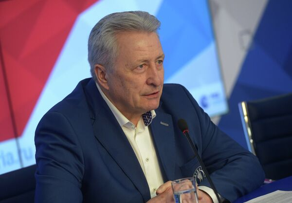 Президент Ночной Хоккейной Лиги Александр Якушев