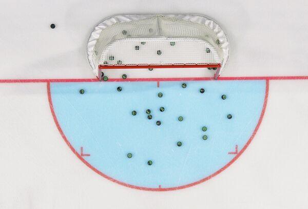 Хоккейные шайбы