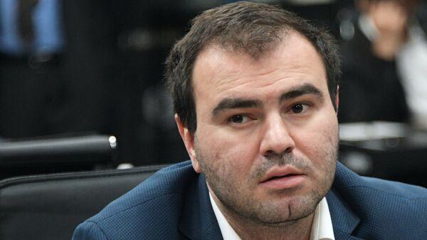 Гроссмейстер Шахрияр Мамедьяров