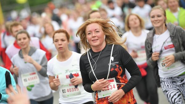 Благотворительный зеленый марафон Бегущие сердца