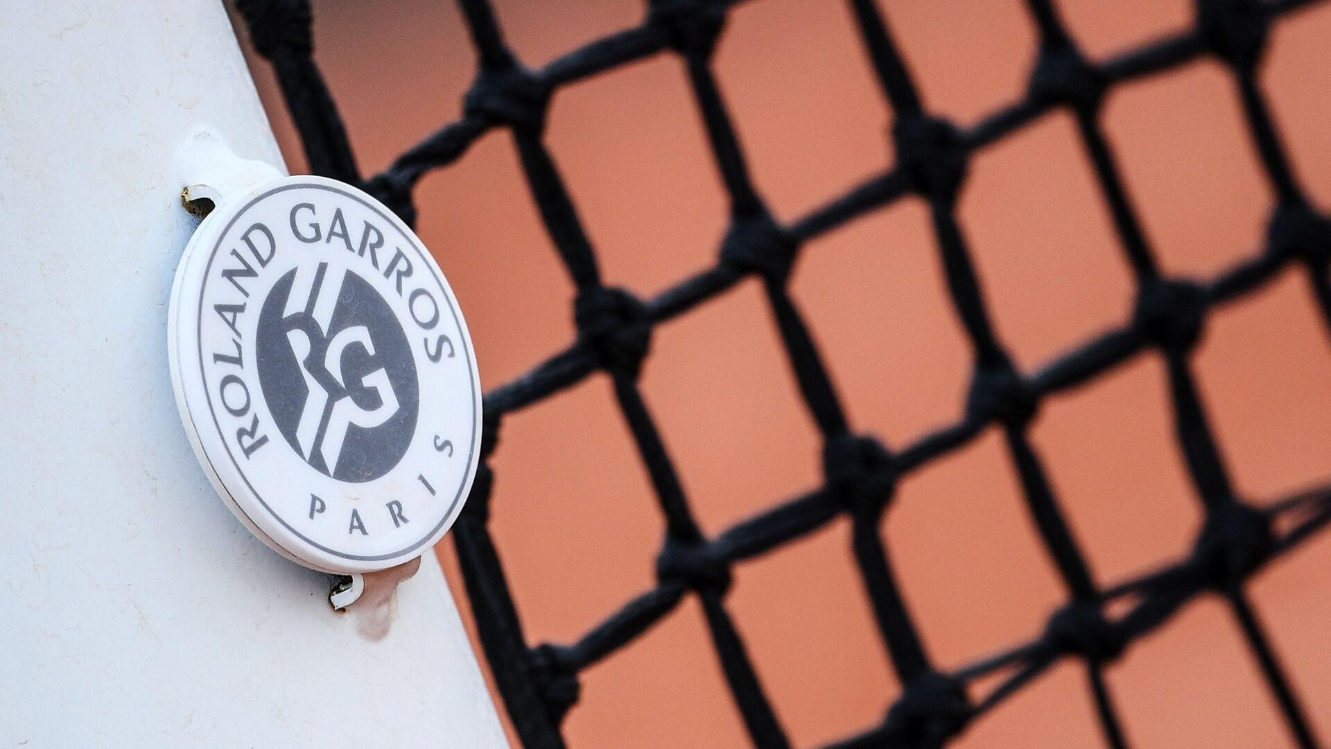 Эмблема Открытого чемпионата Франции по теннису (Ролан Гаррос) - РИА Новости, 1920, 12.06.2021