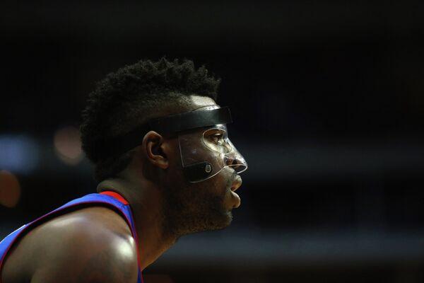 Форвард клуба НБА Детройт Пистонс Реджи Баллок