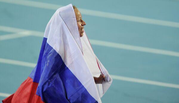 Россиянка Инга Абитова