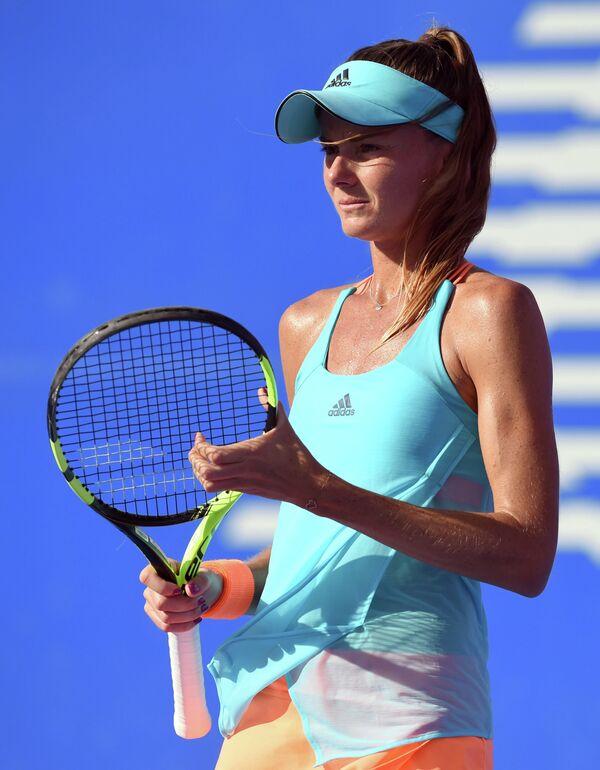 словацкая теннисистка Даниэла Гантухова