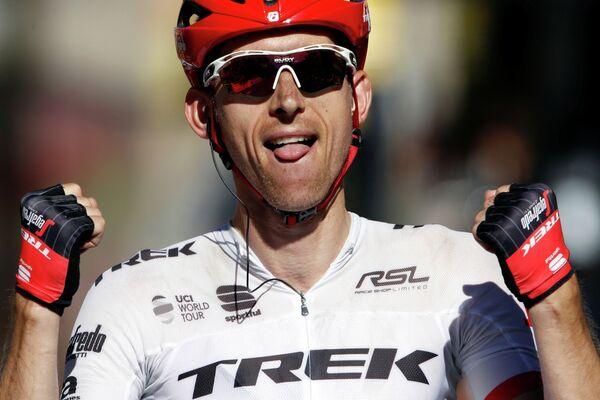 Голландский велогонщик Бауке Моллема