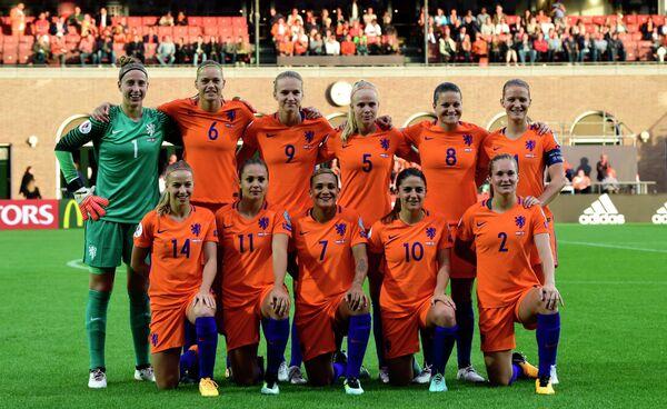 Женская сборная Нидерландов по футболу