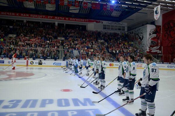 Хоккеисты Югры
