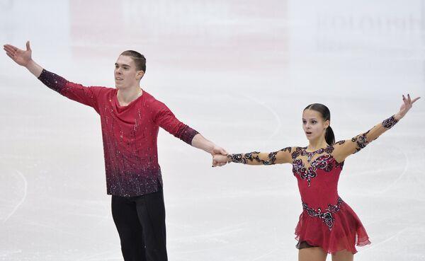 Богдана Лукашевич и Александр Степанов