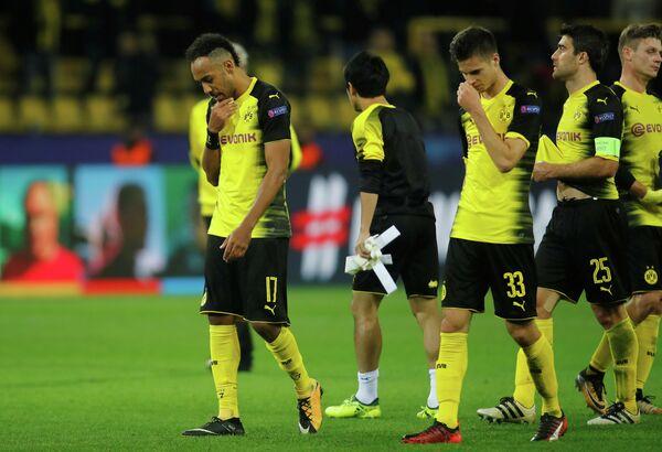 Футболисты Боруссии