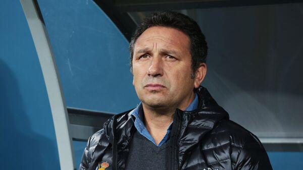 Главный тренер ФК Реал Сосьедад Эусебио Сакристан