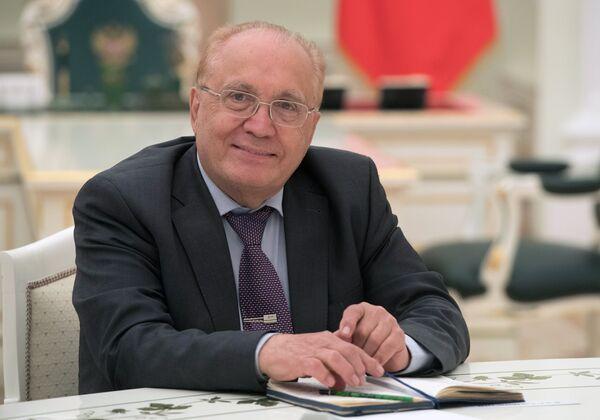 Ректор МГУ Виктор Садовничий. Архивное фото