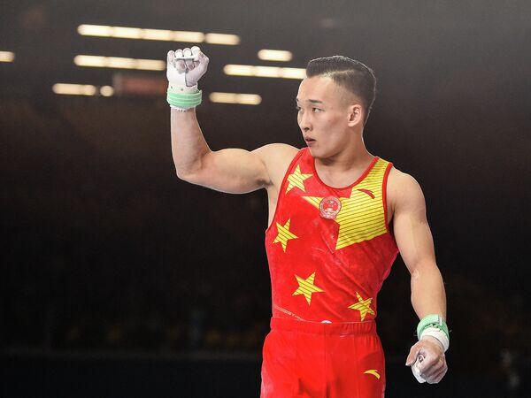 Китаец Жотэн Сяо