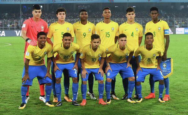 Сборная Бразилии по футболу (игроки не старше 17 лет)