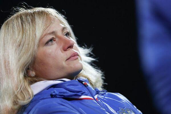 Главный тренер женской сборной России по футболу Елена Фомина